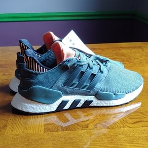 Adidas EQT Support 91/18 Men's Sz 10 CM8407 Green